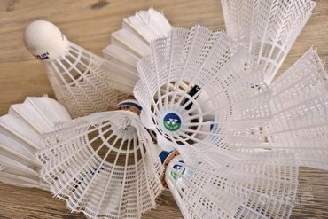 Badminton: simpel, maar snel