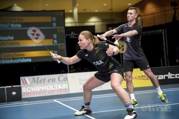 Ruben Jille en Iris Tabeling door naar hoofdtoernooi Swiss Open GPG in Basel - Alex van Zaanen