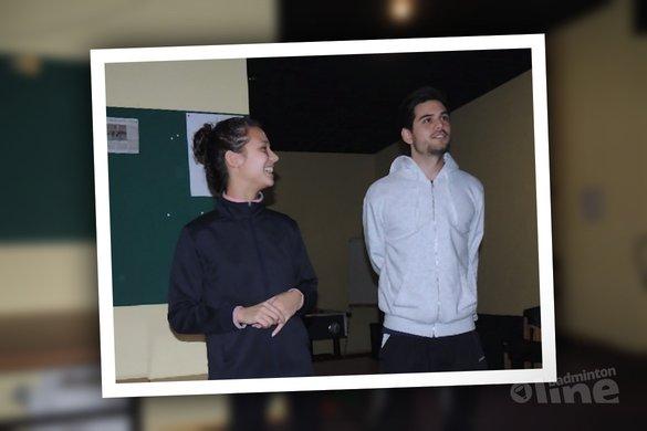 Nick Fransman en Manon Sibbald pakken titel in Amersfoort - BC Amersfoort