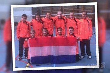 Nederlands jeugdteam U15 speelt 8 Nations U15 in België