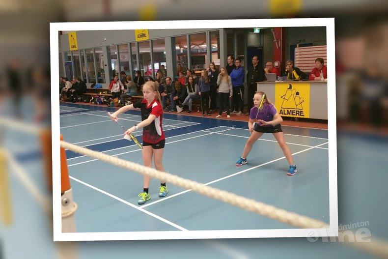 Deze afbeelding hoort bij 'Deense suprematie tijdens Junior Master-toernooi in Almere' en is gemaakt door BV Almere