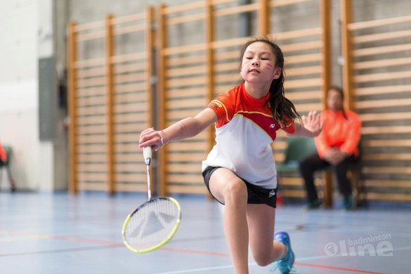 Kwartfinales eindpunt voor Nederlanders tijdens individueel toernooi 8 nations - We Love Bad