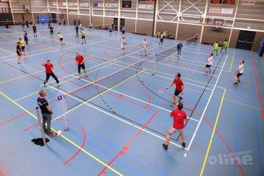 Winterwijkse club organiseerde plezierig recreantentoernooi