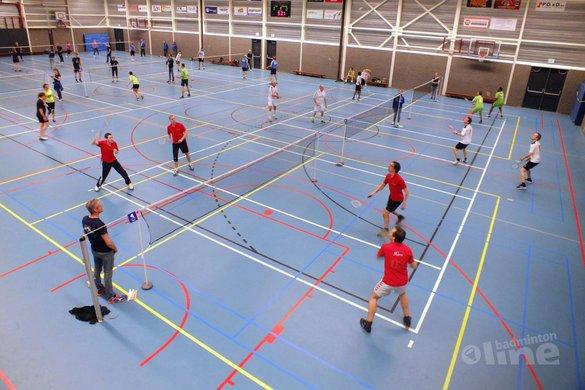 Winterwijkse club organiseerde plezierig recreantentoernooi - 't Pluumke