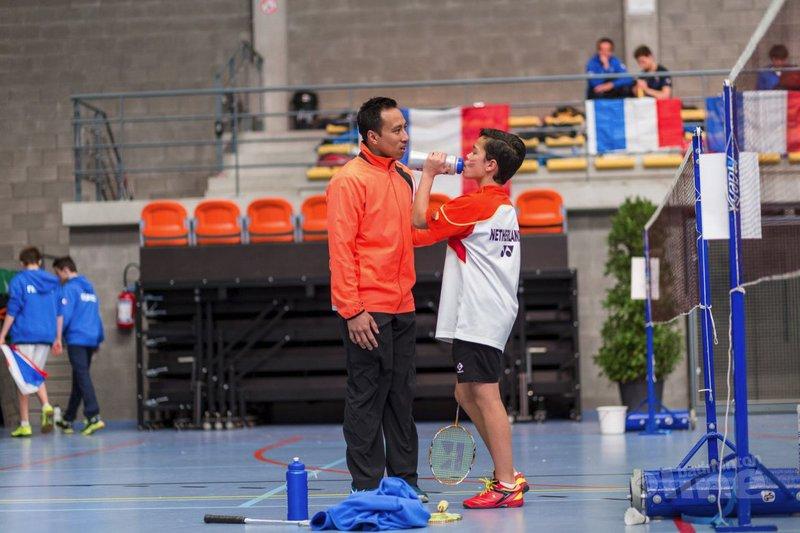 Zesde plaats voor Nederlands jeugdteam U15 bij 8 nations - We Love Bad