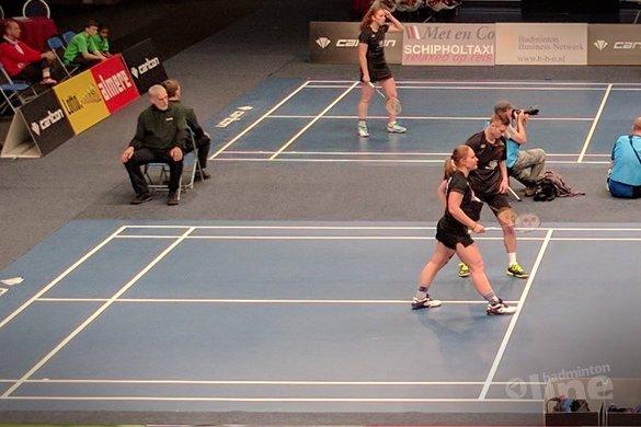 Iris Tabeling working hard towards European Championships - badmintonline.nl