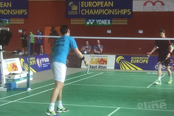 EJK Individueel 2017: Joran Kweekel zeker van medaille - Badminton Nederland