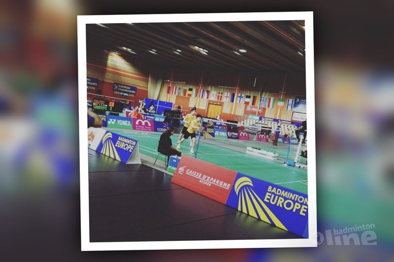 EJK Individueel 2017: kwartfinale Joran Kweekel, derde ronde Ties van der Lecq en Sebastiaan Li - Badminton Nederland