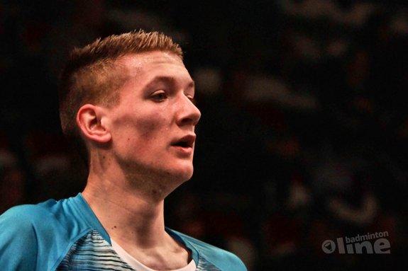 Joran Kweekel: I felt really good on court - Jos van den Einde