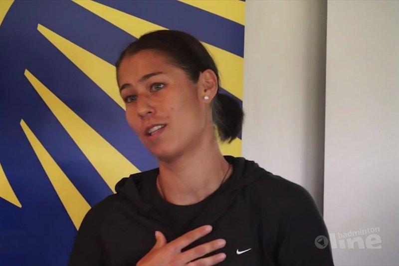 Oud-topbadmintonner Judith Meulendijks: I grabbed all my chances - Badminton Europe