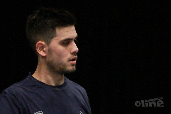 Kwartfinale in Bulgarije eindstation voor Nick Fransman - Jos van den Einde