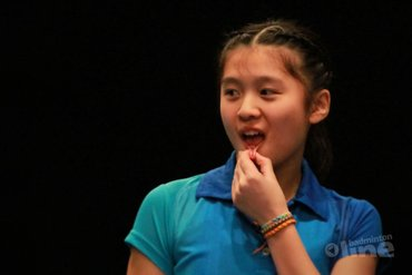 Amy Tan wint de Slovak Youth U17