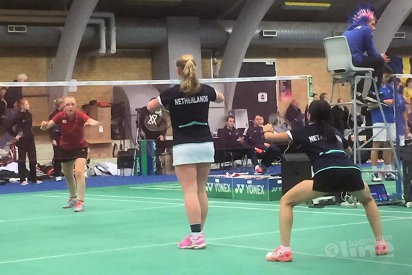Nederland verliest met 9-0 van Engeland tijdens 6 nations in Denemarken - Badminton Nederland
