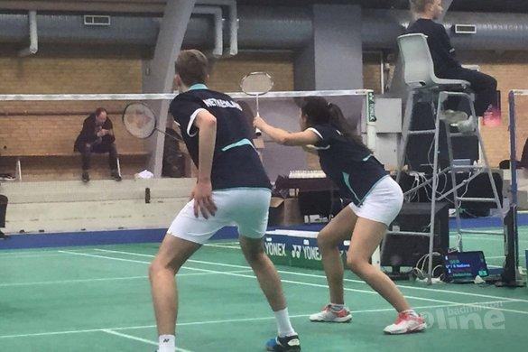 6 nations zware dobber voor Nederlandse jeugdploeg: zondag laatste wedstrijd - Badminton Nederland