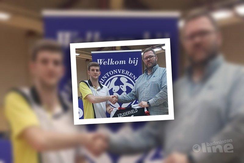 Harold Beffers: Van Zijderveld haalt Leon Ham binnen - Van Zijderveld