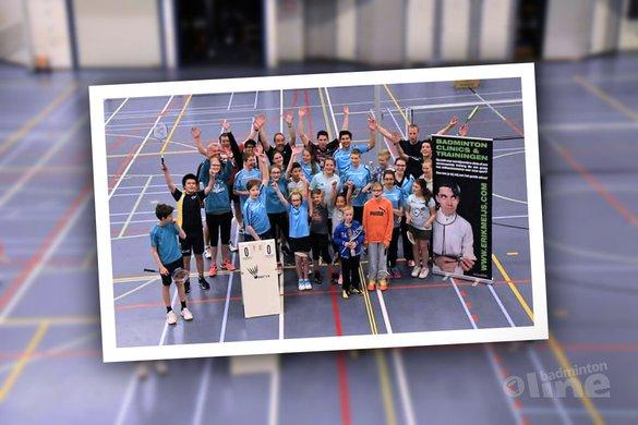 Leuke clinic in Almere met Erik Meijs - Erik Meijs