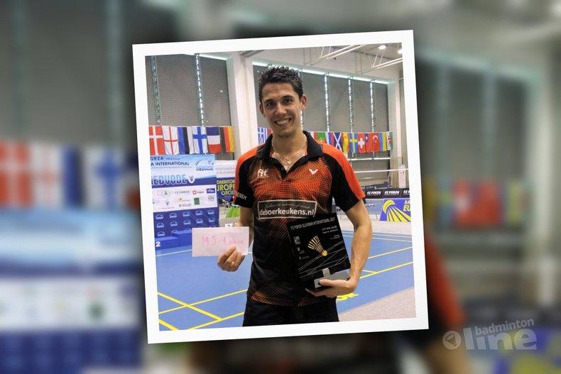 Deze afbeelding hoort bij 'Erik Meijs wint eerste internationale titel in Slovenië' en is gemaakt door Erik Meijs
