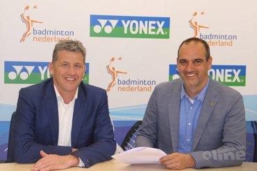 Nieuwe materiaalsponsor voor nationale selecties Badminton Nederland?