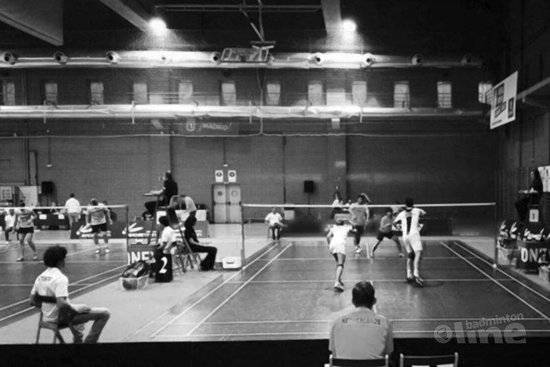 Selena Piek from Madrid: Damn! - Badminton Nederland