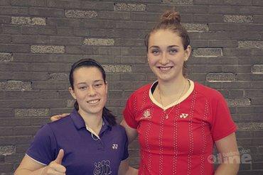 Cheryl Seinen: I'm looking forward to start a new partnership with Imke van der Aar