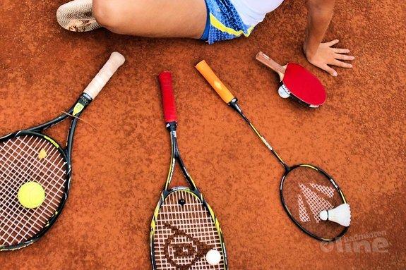 Ted van der Meer: de racketsporten zijn niet meer populair - Svenja Kleb