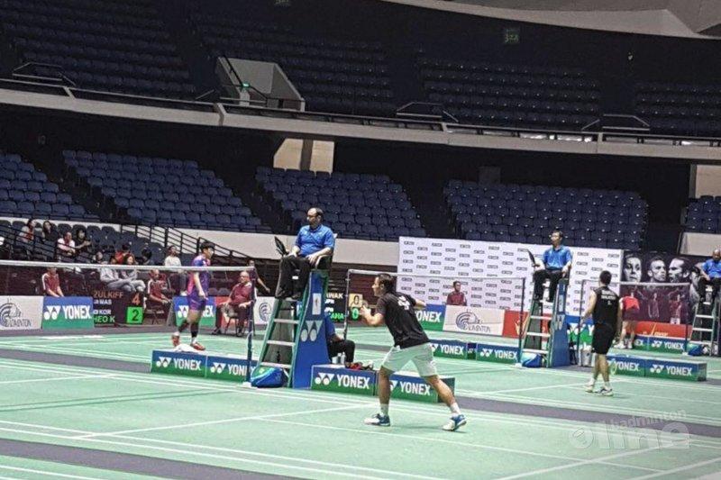 Geen Nederlanders naar kwartfinales US Open 2017 - Badminton Nederland