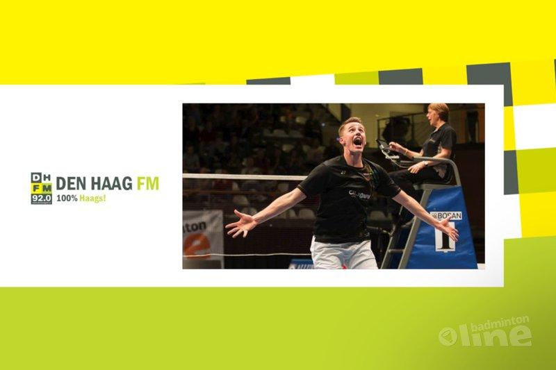 Den Haag FM: Badmintontalent Mark Caljouw in Top 50 wereldranglijst - René Lagerwaard / badmintonline.nl