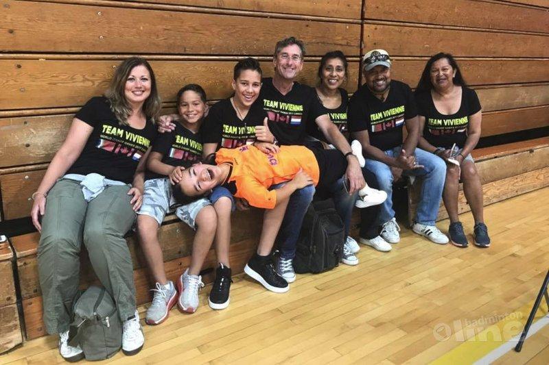 Vivienne Voorn (15) pakt goud op Wereldspelen voor kleine mensen - TeamNL World Dwarf Games 2017