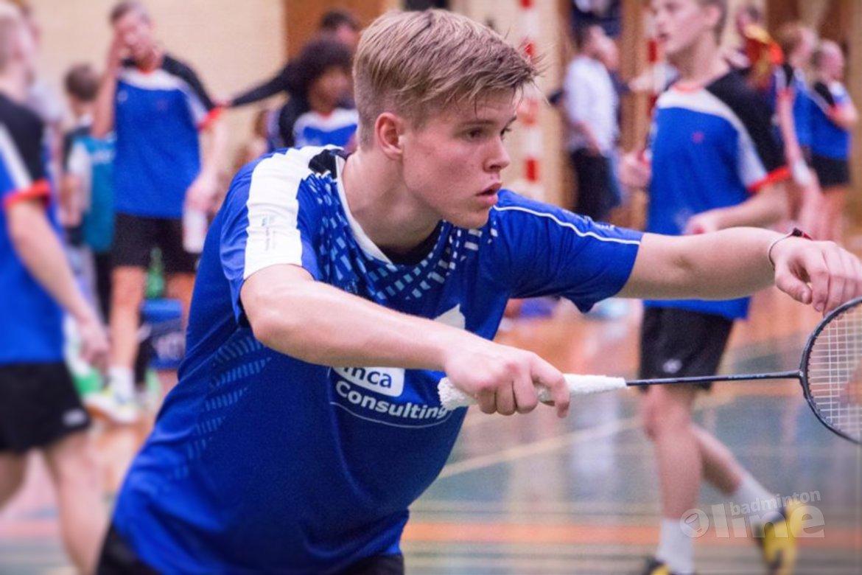 TFS Barendrecht start Nederlandse bondscompetitie met Deens talent Emil Hybel Kristensen