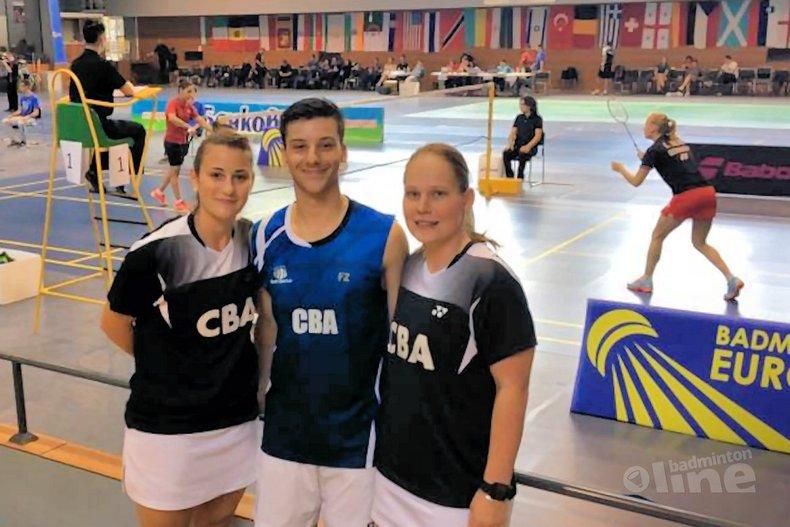 Deze afbeelding hoort bij 'Czech Open van start met vier Nederlandse deelnemers' en is gemaakt door Iris Tabeling