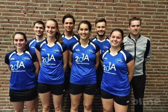 Smashing terug in de Nederlandse Badminton Eredivisie - BC Smashing