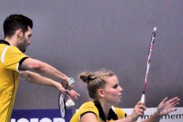 Almere wint met maximale score van Roosterse in Nederlandse Badminton Eredivisie