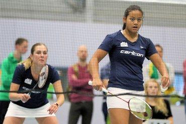 DKC wint Nederlandse Badminton Eredivisie-wedstrijd overtuigend van TFS Barendrecht