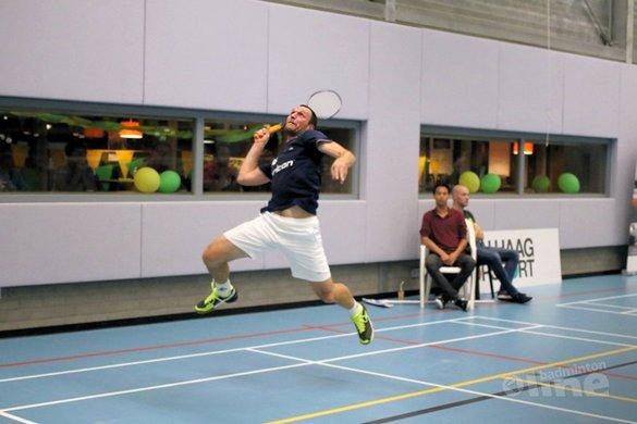 DKC pakt vijf punten in dubbelweekend Nederlandse Badminton Eredivisie - Ashton Tokromo
