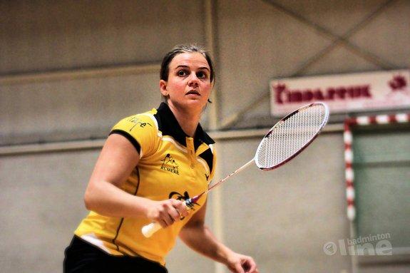 Flevolanders winnen ook vierde wedstrijd in Nederlandse Badminton Eredivisie - Geert Berghuis