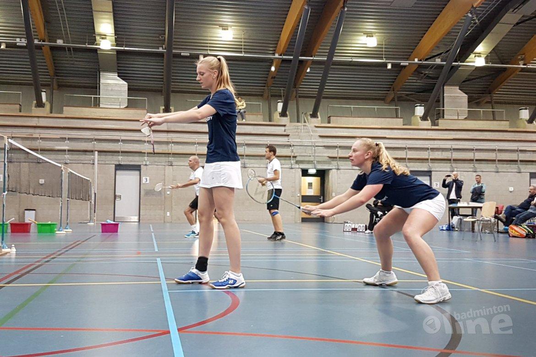 DKC te sterk voor Victoria in Nederlandse Badminton Eredivisie