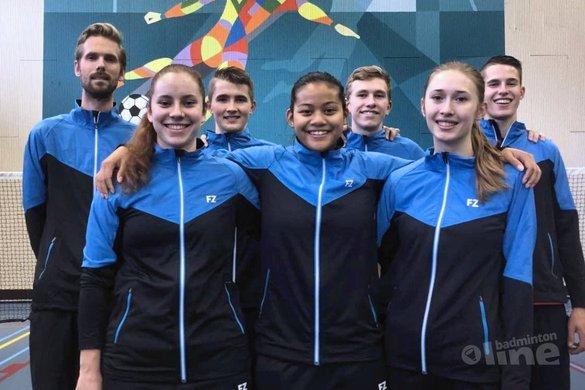 WJK 2017: Nederland verliest met 1-4 van de Filipijnen - Badminton Nederland