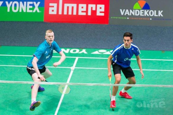Drie Nederlandse koppels naar hoofdtoernooi Dutch Open - René Lagerwaard