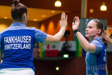 Iris Tabeling leaving Dublin after Irish Open with mixed feelings