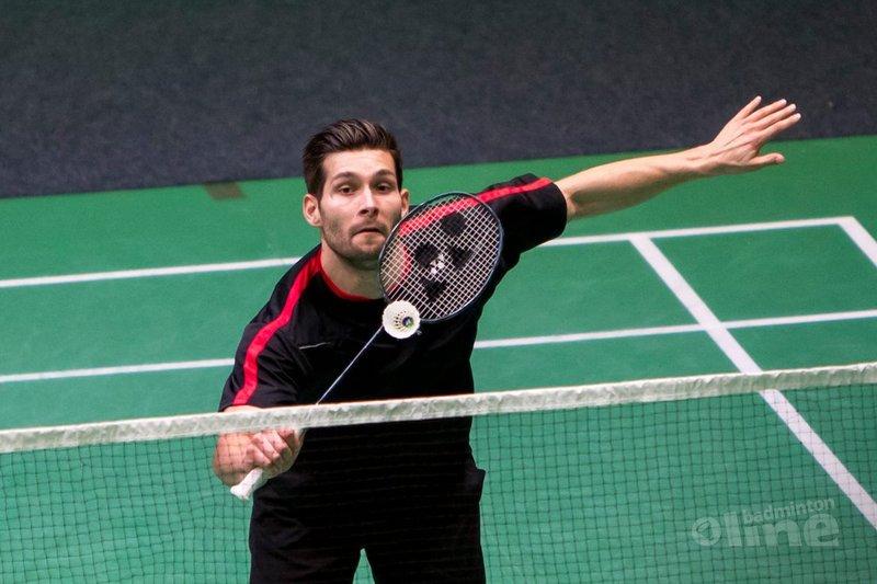 Oranje-badmintonners kwalificeren zich voor EK Gemengde Teams na 5-0 winst op Zwitserland - Alex van Zaanen