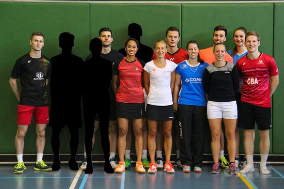 Kom onze toppers aanmoedigen bij Dutch Open 2017 - Badminton Nederland