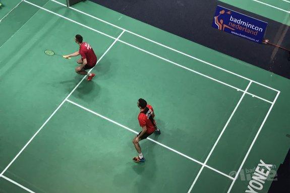 Koppels Maas-Tabeling en Arends-Jille uitgeschakeld bij Dutch Open - Badminton Nederland