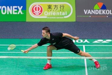 Mark Caljouw en Erik Meijs naar derde ronde Dutch Open