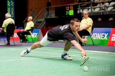 Mark Caljouw naar kwartfinales Dutch Open