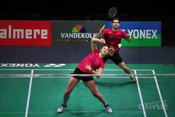 Wisselende resultaten Nederlanders eerste dag hoofdtoernooi Dutch Open - Alex van Zaanen