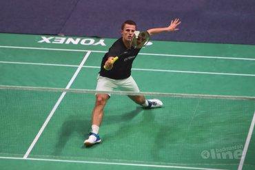 Caljouw en koppel Arends-Piek naar halve finales op Dutch Open 2017