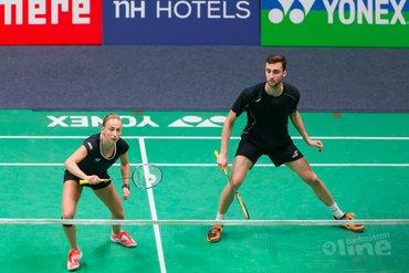 Nederlanders in actie op vrijdag Dutch Open 2017