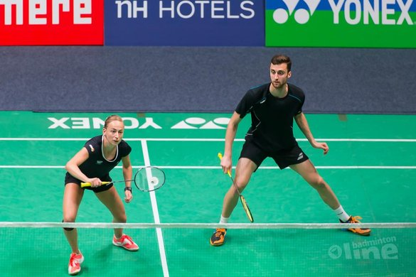 Nederlanders in actie op vrijdag Dutch Open 2017 - René Lagerwaard