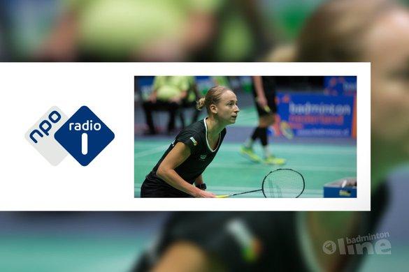 Selena Piek: Op naar Tokio! - Jos van den Einde / badmintonline.nl