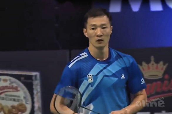 Halve finales Denmark Open: tijd lijkt geen grip te hebben op 37-jarige Lee Hyun Il - BWF / YouTube
